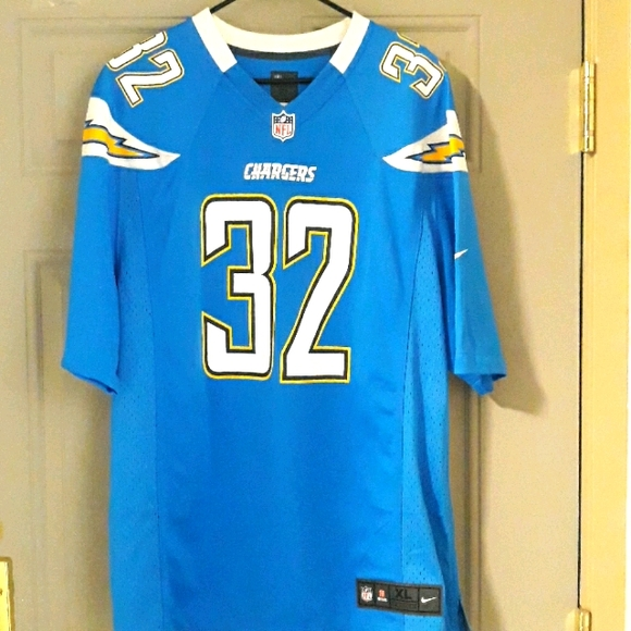 San Diego Chargers Eric Weddle Jersey